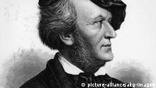 Portrait Komponist Richard Wagner