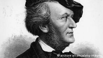 Músico com ideias antissemitas: Richard Wagner