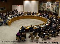 O Conselho de Segurança da ONU, em Nova York