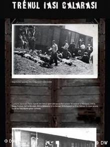 70 Jahre Rumänien-Holocaust