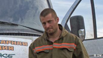 Руководитель противопожарной программы Greenpeace Григорий Куксин