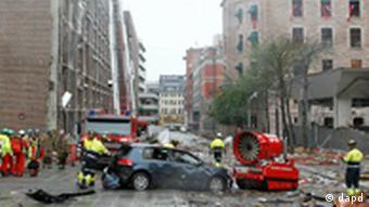 Tote und Verletzte bei Explosion in Regierungsviertel in Oslo