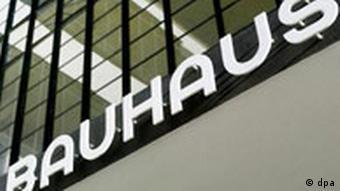 Deutschland Architektur Walter Gropius Bauhaus Dessau