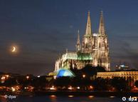 Catedral de Colônia atrai 2.5 milhões de pessoas por ano