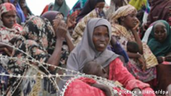 Hungersnot in Somalia Afrika