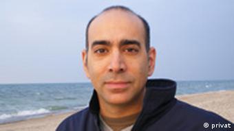 Ali Abunimah, amerikanisch-palästinensischer Journalist und Publizist, Gründer der Internet-Plattform electronic intifada (Foto: privat)