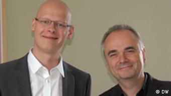 Buchvorstellung Ehrenmord Autoren Matthias Deiß und Jo Goll