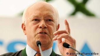 Hans-Peter Uhl (Foto: dpa)