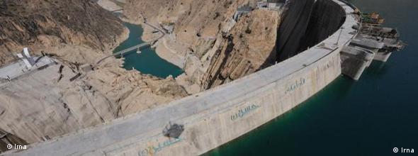 سدسازی در ایران به رغم اعتراضها با سرعت ادامه دارد.