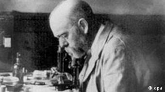 Robert Koch in Afrika