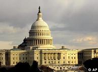 کاپیتول، مقر کنگره آمریکا در واشنگتن