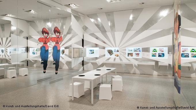 Flash-Galerie Ausstellung Anime High Art Pop Culture