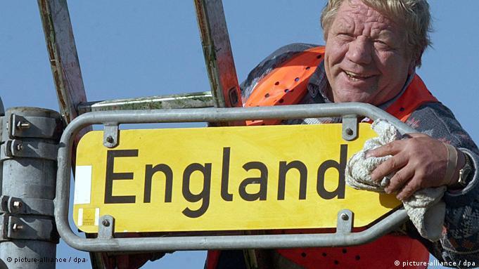 Англия (England)