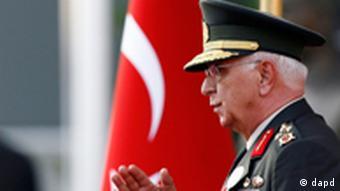 Türkei Militärchef Isik Kosaner tritt zurück