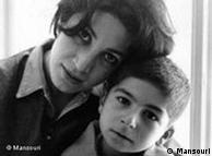 فروغ فرخزاد و فرزندخواندهاش، حسین منصوری