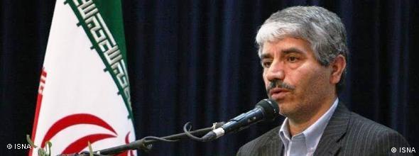 احمد قلعهبانی، معاون وزیر نفت و مدیرعامل شرکت ملی نفت ایران