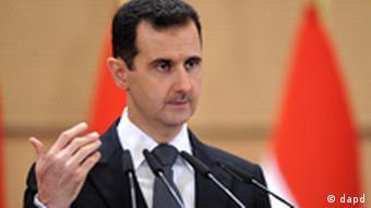 بشار اسد، دیکتاتور سوریه