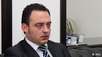 Spiro Ristovski, Macednian minister for social policies