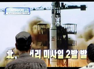 پیش از این دو آزمایش موشکی دیگر کره شمالی با شکست مواجه شد