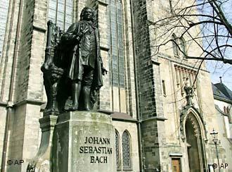 Spomenik J.S.Bahu u Lajpcigu