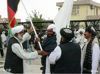 Reintegrated Taliban in Kandahar