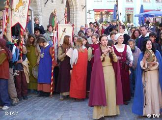 Праздник в Таллине