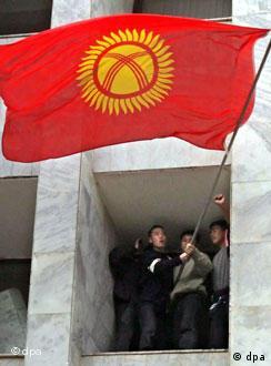Das Ziel: Stabilität für Kirgisistan