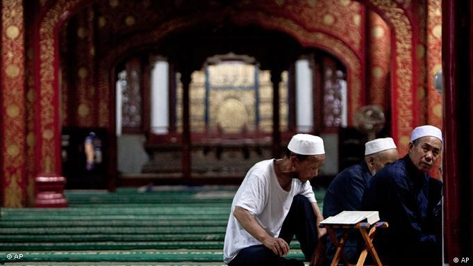 Flash-Galerie Ramadan China (AP)