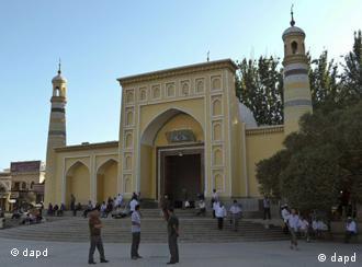 Unruhen in Xinjiang