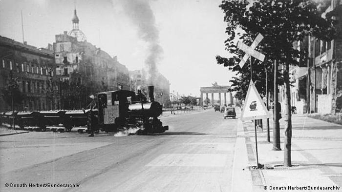 Берлин, 1946 год