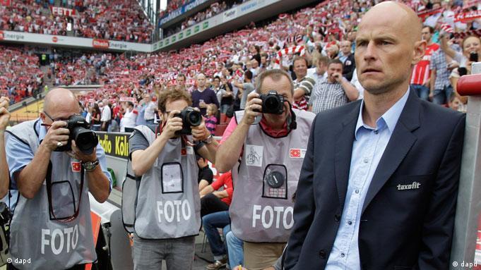Stale Solbakken je prvi Norvežanin koji vodi jedan tim Bundeslige