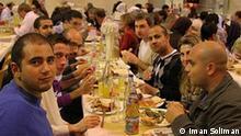 Ramadan Fastenbrechen an der RWTH Aachen