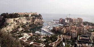 Spezialbild: Monaco Hafen