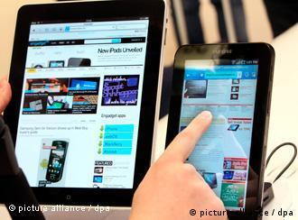 Patentstreit um iPad 2 und Galaxy Tab 10.1 (Foto: dpa)
