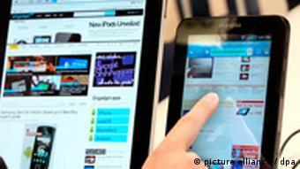 Ideenklau-Streit von Apple und Samsung