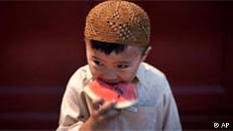 Ramadan China (AP)