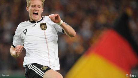Flash-Galerie Fußball Freundschaftsspiel Deutschland - Brasilien