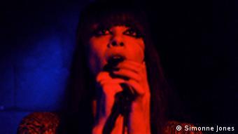 Musician Simonne Jones