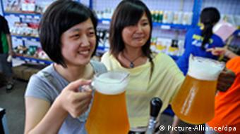 Deutsches Bier-Festival in Qingdao