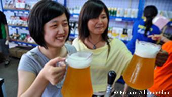Global Process of Beer/History?