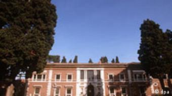 Villa Massimo in Rome