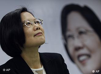 Taiwan Parteien Demokratische Fortschrittspartei Tsai Ing-wen