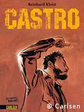 'Castro' bookcover by Reinhard Kleist