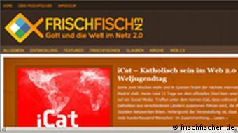Ausschnitt der Seite frischfischen.de. (Foto: frischfischen.de)