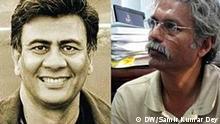 Am 13. August 2011 sind Tareq Masud und Mishuk Munier in einen Unfall getötet worden. Dhaka, Bangladesh. Copyright: DW/Samir Kumar Dey