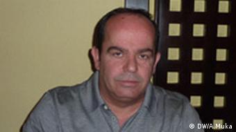 Sokol Hazizaj (DW/A.Muka)