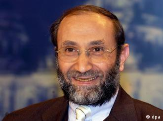 Nadeem Elyas, till recently chairman of the Central Council of Muslims in Germany