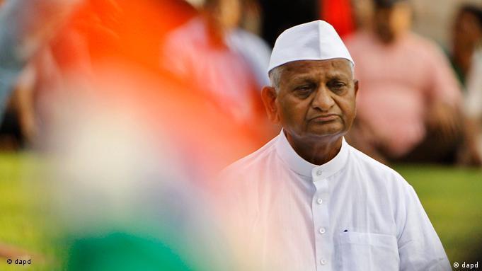 Flash-Galerie Anna Hazare