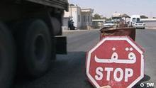 Grenzgebiet zischen Tunesien und Libyen