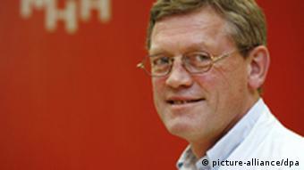 Herzchirurg Axel Haverich ARCHIV